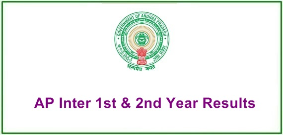 AP Inter 1st 2nd Year Result date & Time 2018
