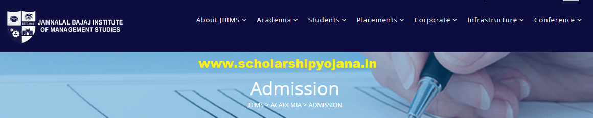 JBIMS Admission 2020 Last Date – www.jbims.edu Application Form