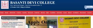 Basanti Devi College Admission,