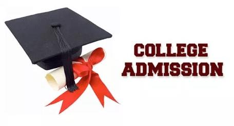 College Admission 2019 - 2020