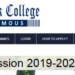 Lady Doak College Admission 2019 - Online Application Form, Fees, Selection List