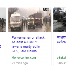 Pulwama Attack Today