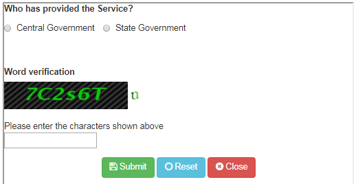 RTPS Application Status